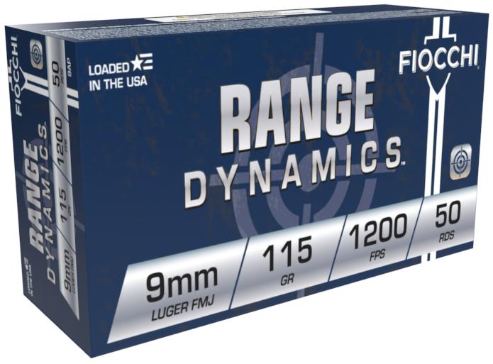 Range Dynamics - 9mm Luger